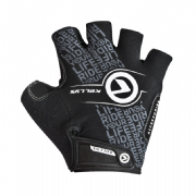 Kellys comfort gloves black/white